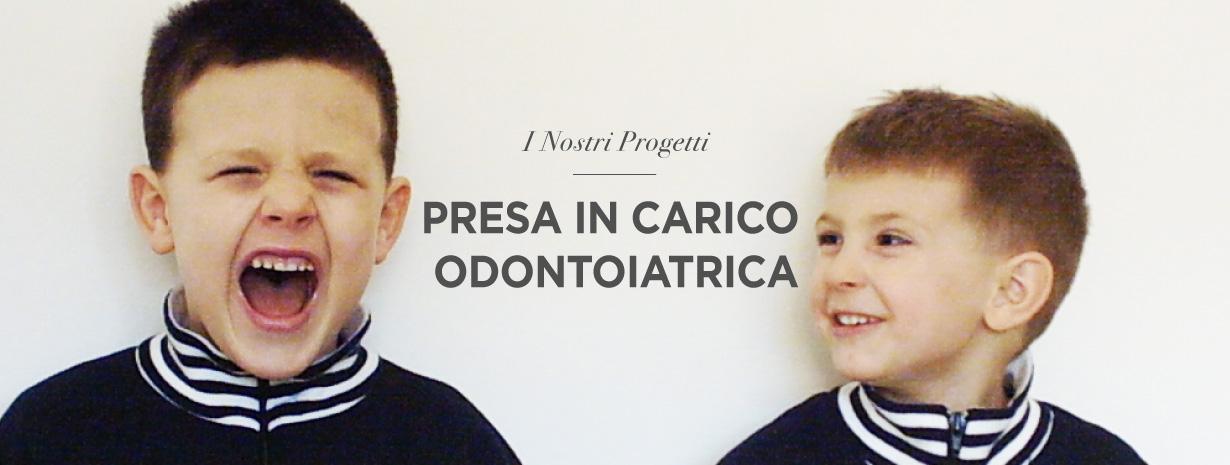 Presa in carico odontoiatrica - Progetti - Fondazione TEDA per l