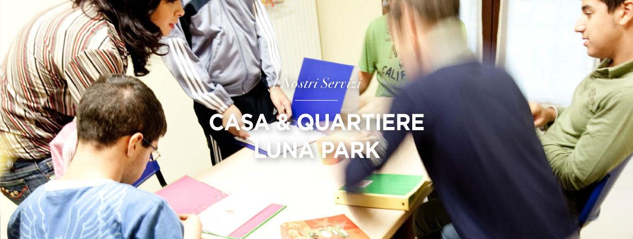 Servizi - Casa & Quartiere - Fondazione TEDA per l
