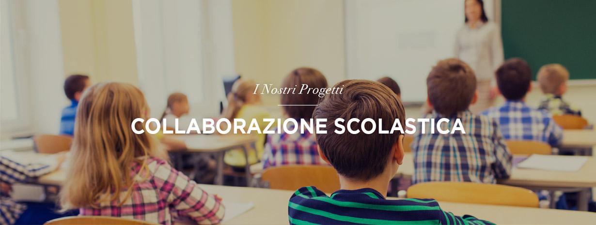 Fondazione Teda - Collaborazione scolastica