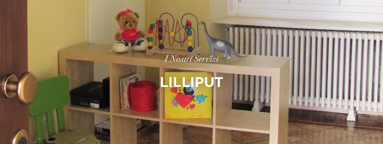 Lilliput - mobile con giochi
